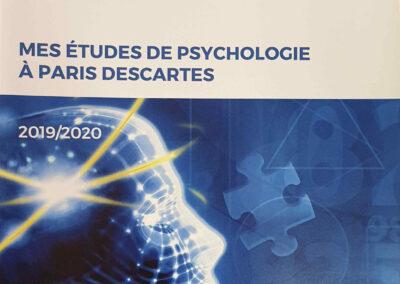 Affiches MesEtudesDePsychologie2019-20