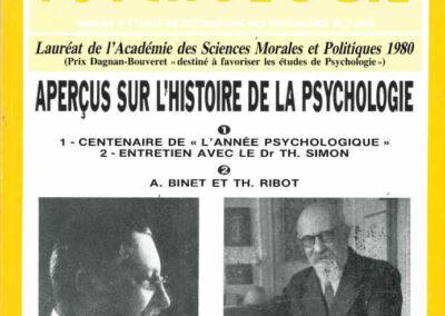 Bulletin de Psychologie_1993-1994