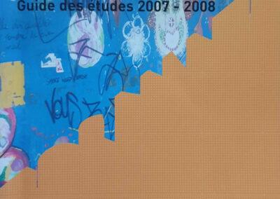 Guide des Etudes 2007-08