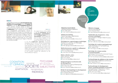 IUPDP Equipes de recherche -3