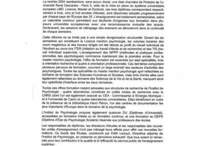 2004 BAGOT Avant-propos LMD