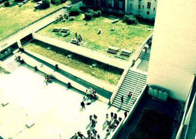 2012 Institut de Psychologie Esplanade Plongée
