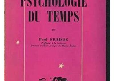 Fraisse - Psychologie du Temps