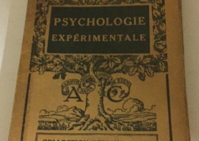 Piéron Livre Psychologie expérimentale