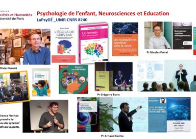 Psychologie de l'enfant neurosciences et éducation _ IP