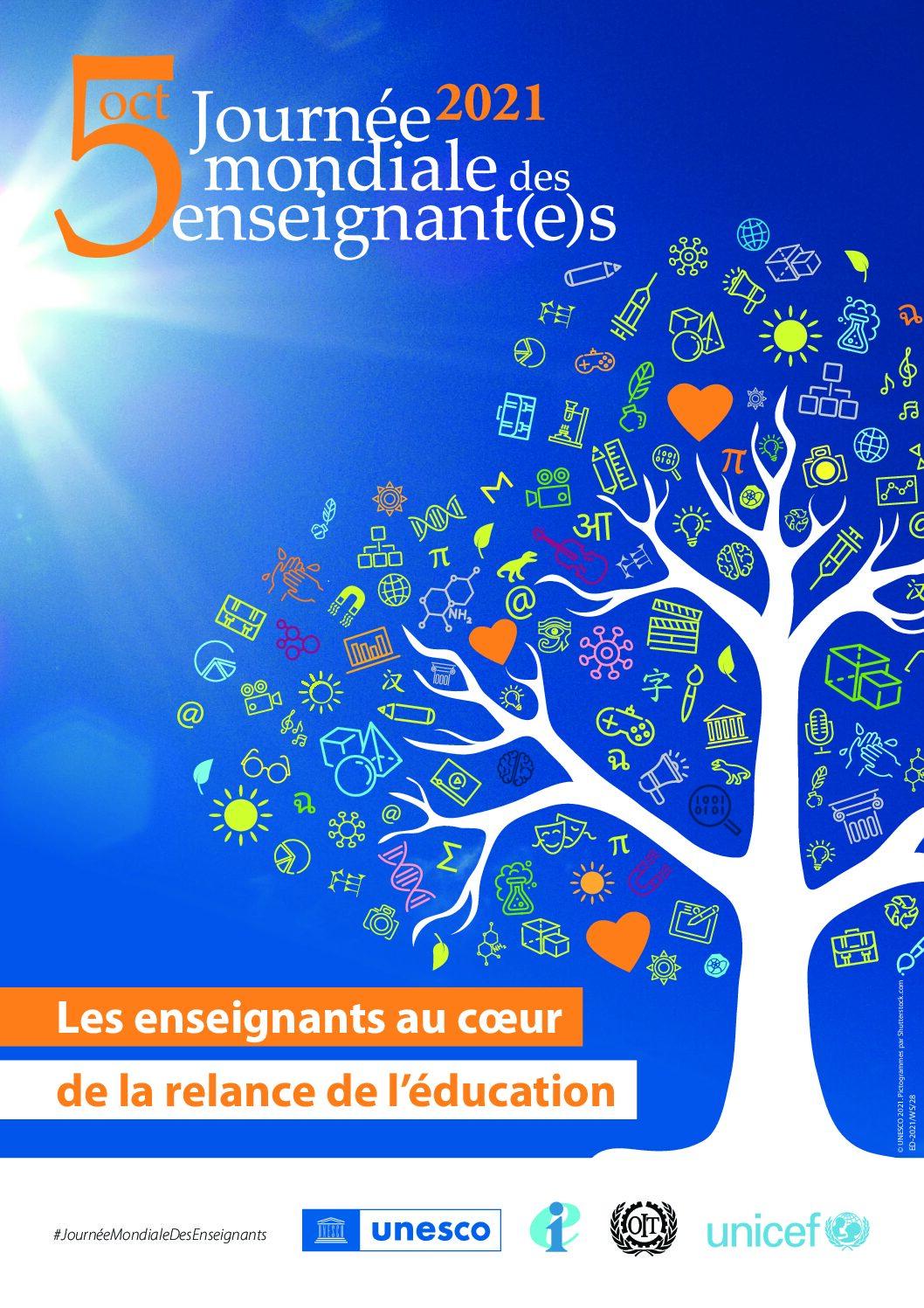 Journée mondiale des enseignant·e·s